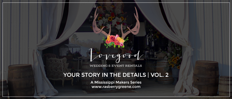 Lovegood Wedding &#038; <br/>Event Rentals