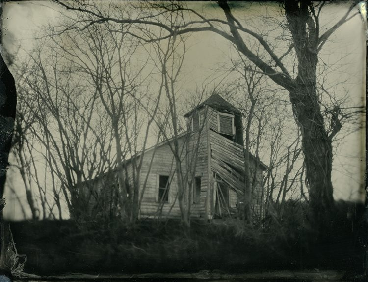 Mt. Tinna - Michael Foster Tintype Photography Mississippi